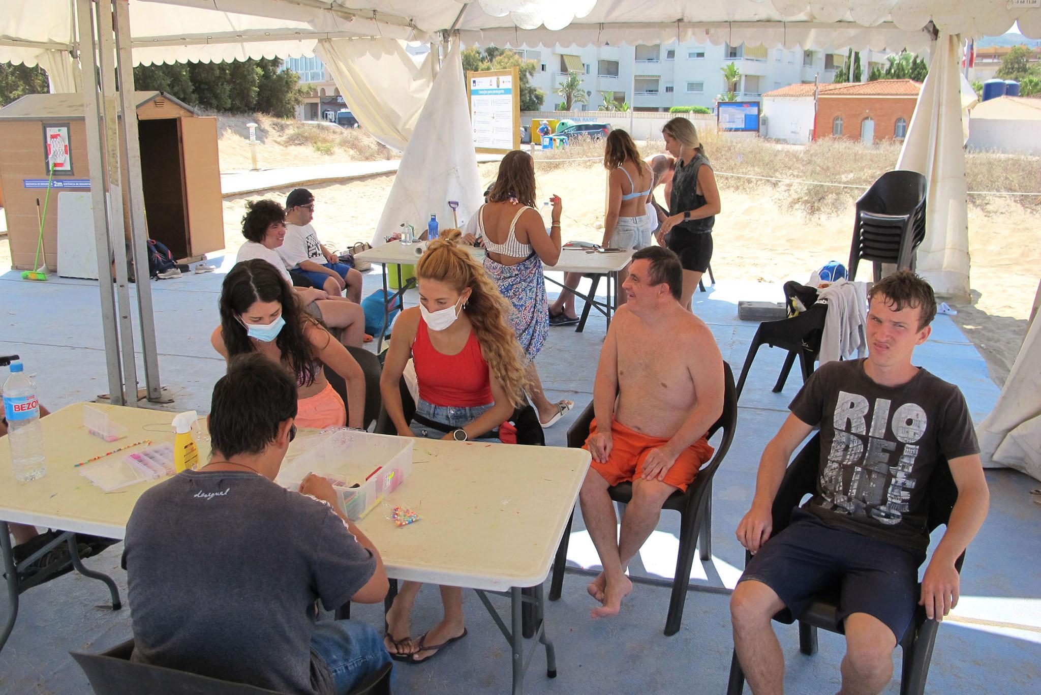 Playa Punta del Raset de Dénia 18