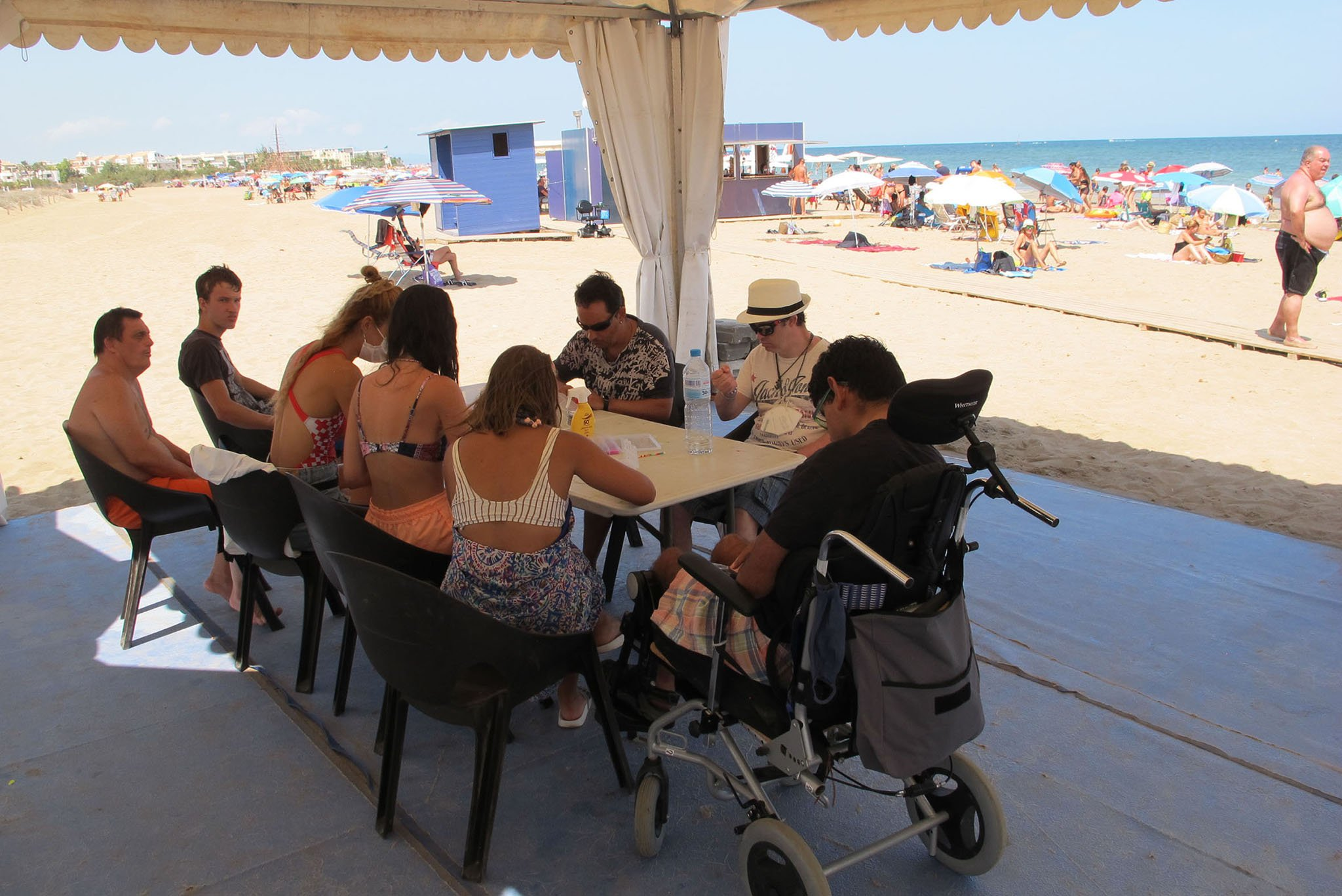 Playa Punta del Raset de Dénia 20