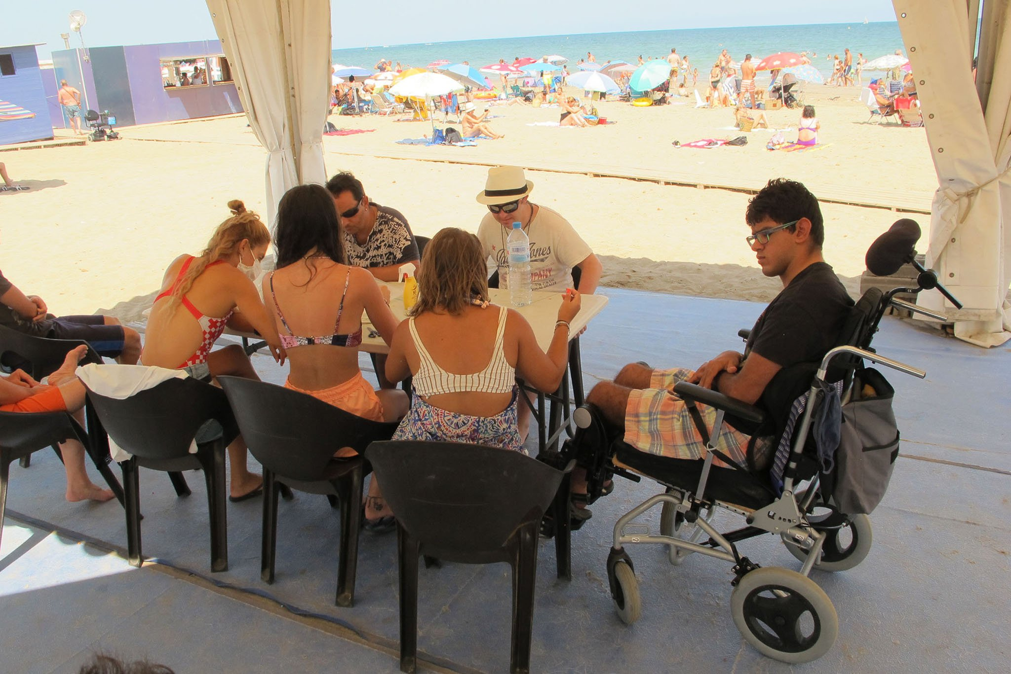 Playa Punta del Raset de Dénia 22