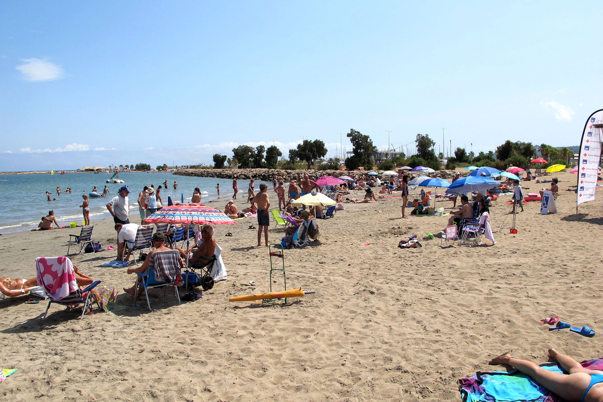 Playa Punta del Raset de Dénia 26