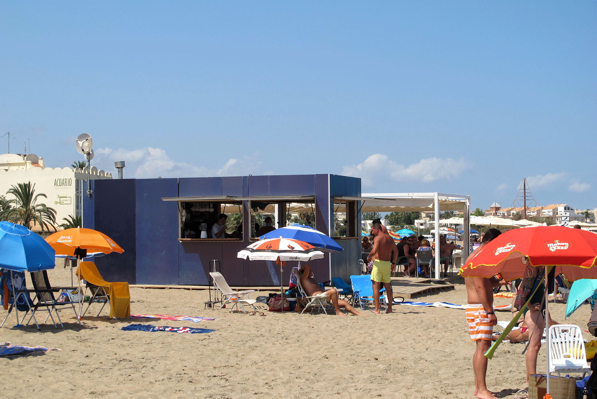 Playa Punta del Raset de Dénia 27