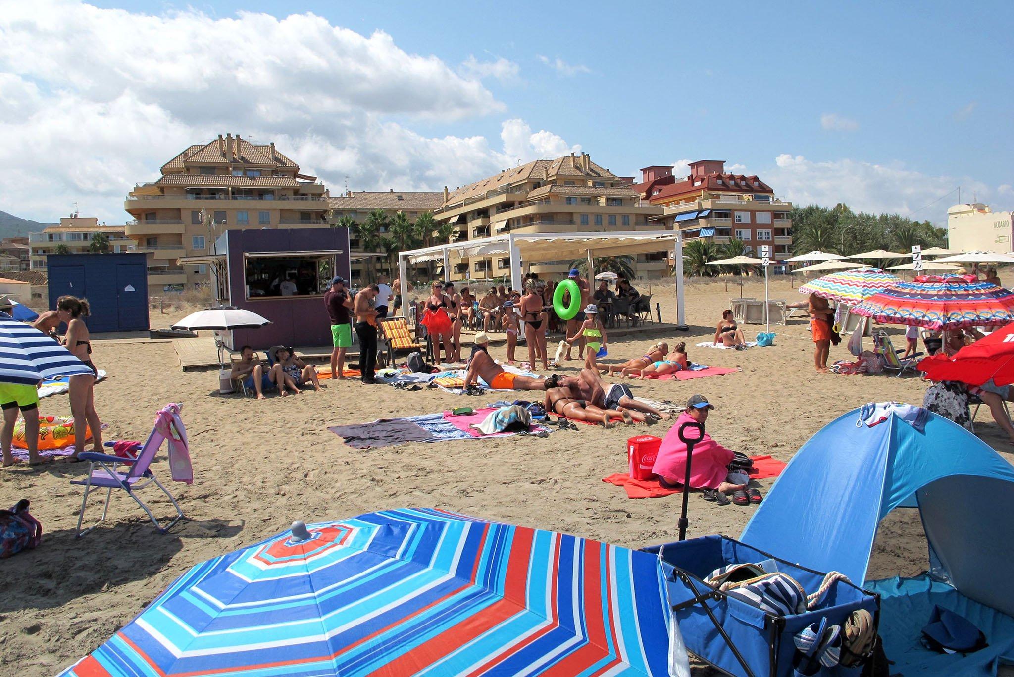Playa Punta del Raset de Dénia 32