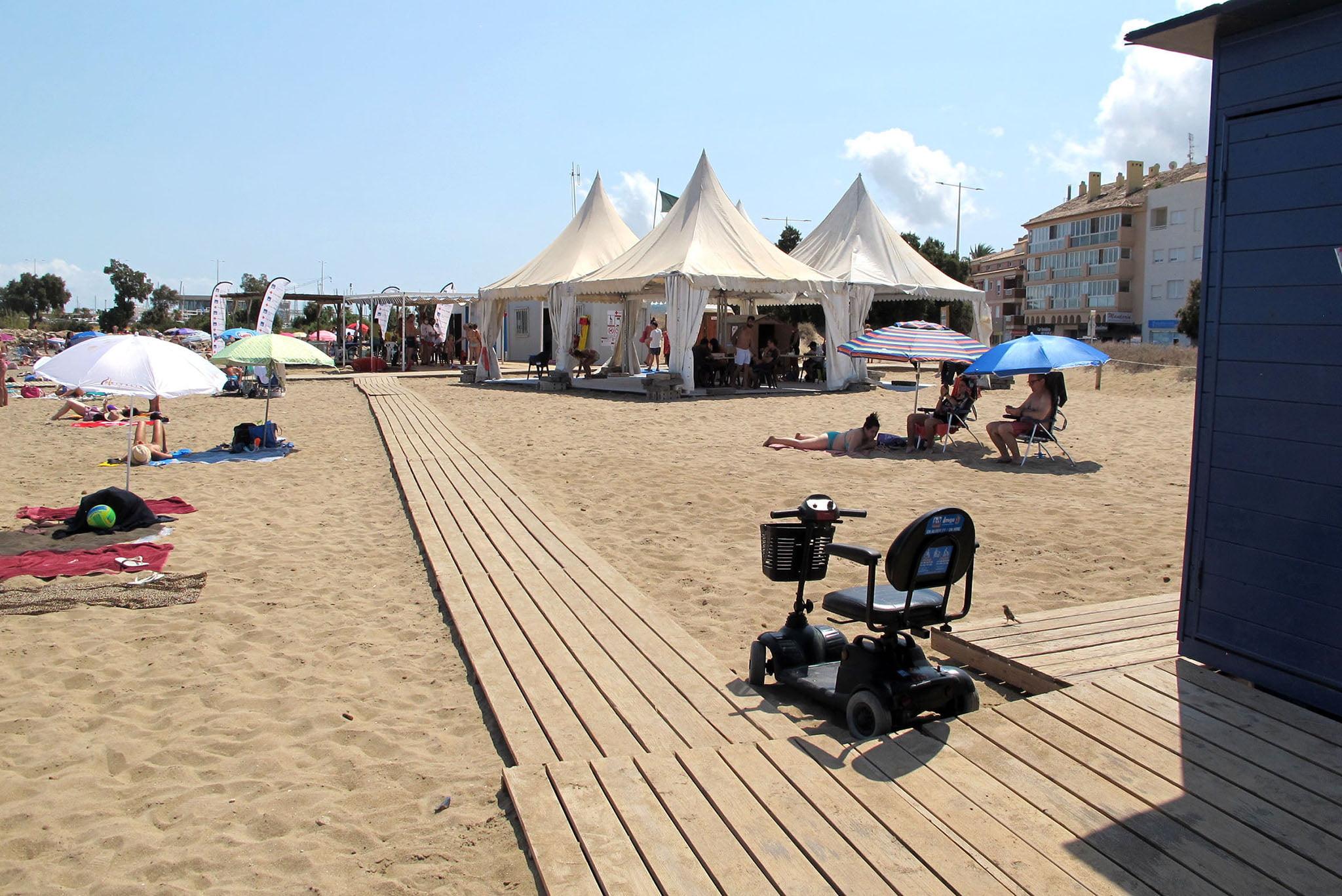 Playa Punta del Raset de Dénia 34