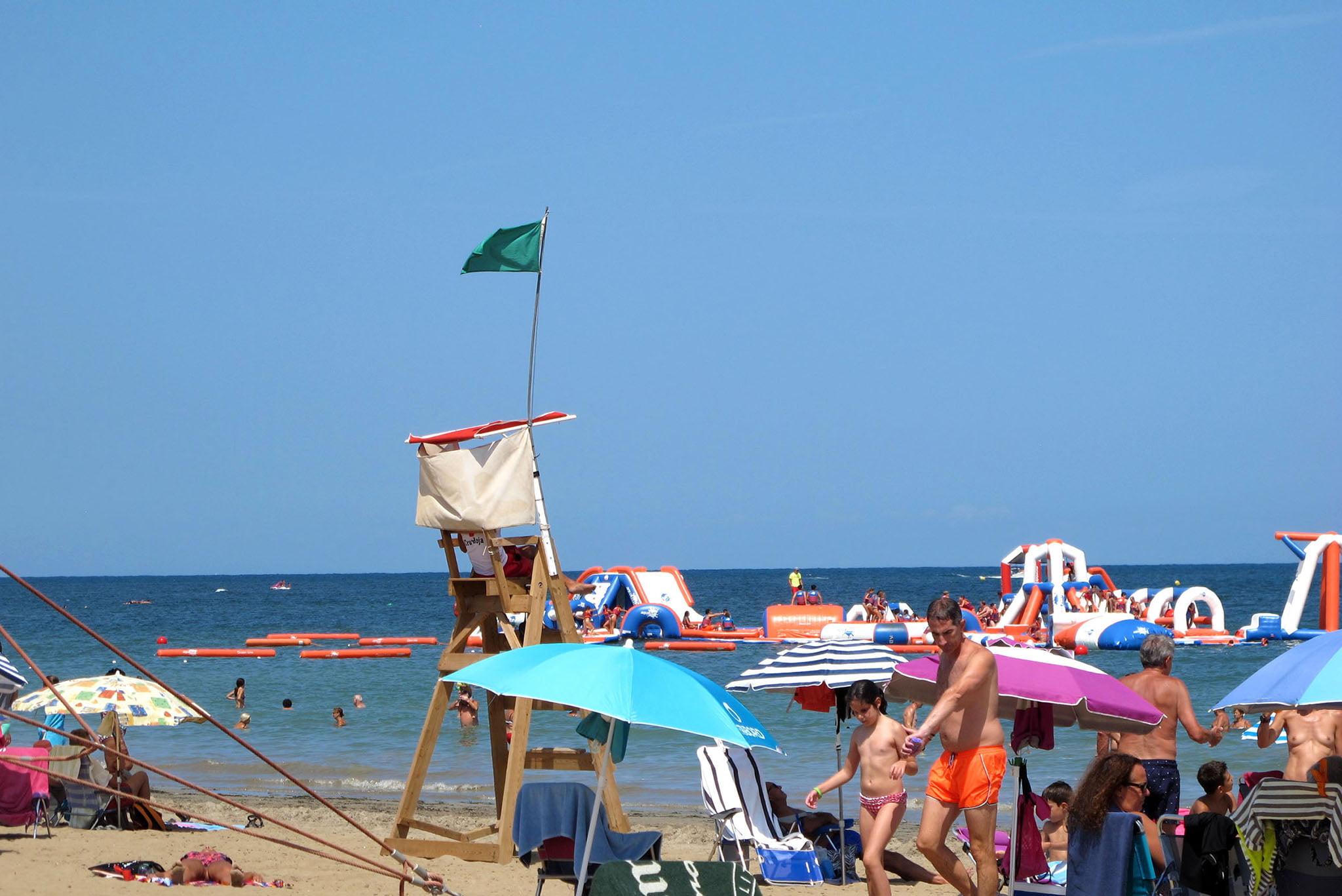 Playa Punta del Raset de Dénia 40