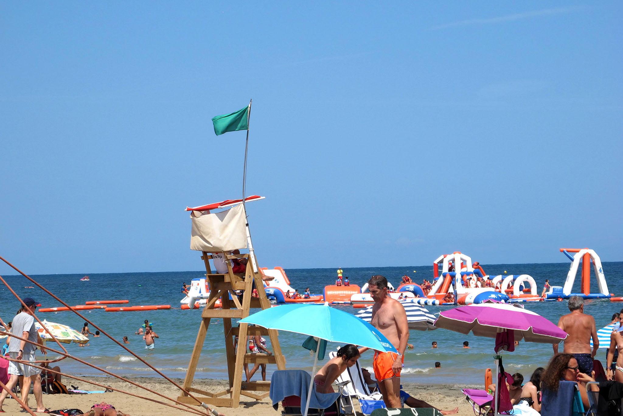 Playa Punta del Raset de Dénia 41