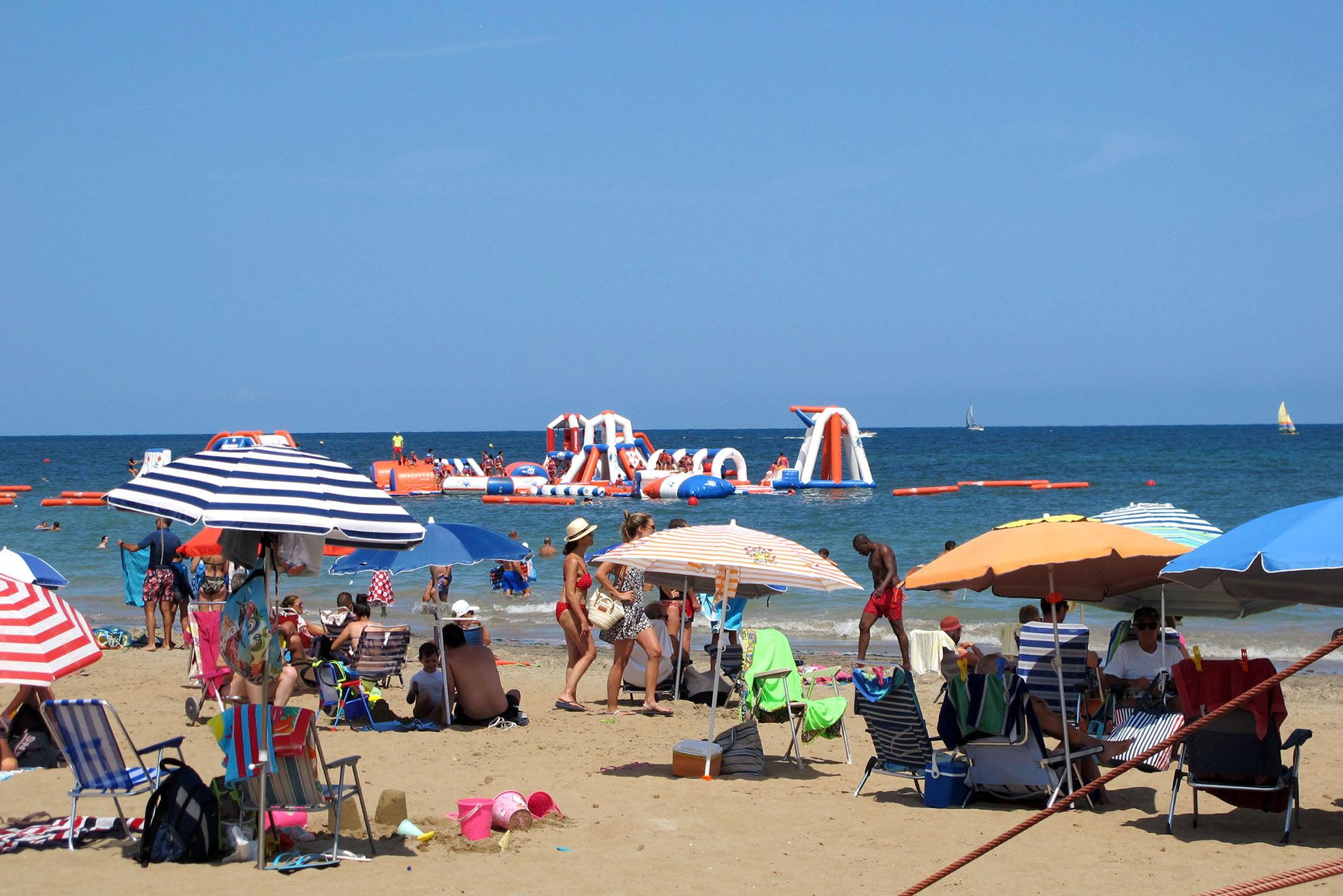 Playa Punta del Raset de Dénia 44