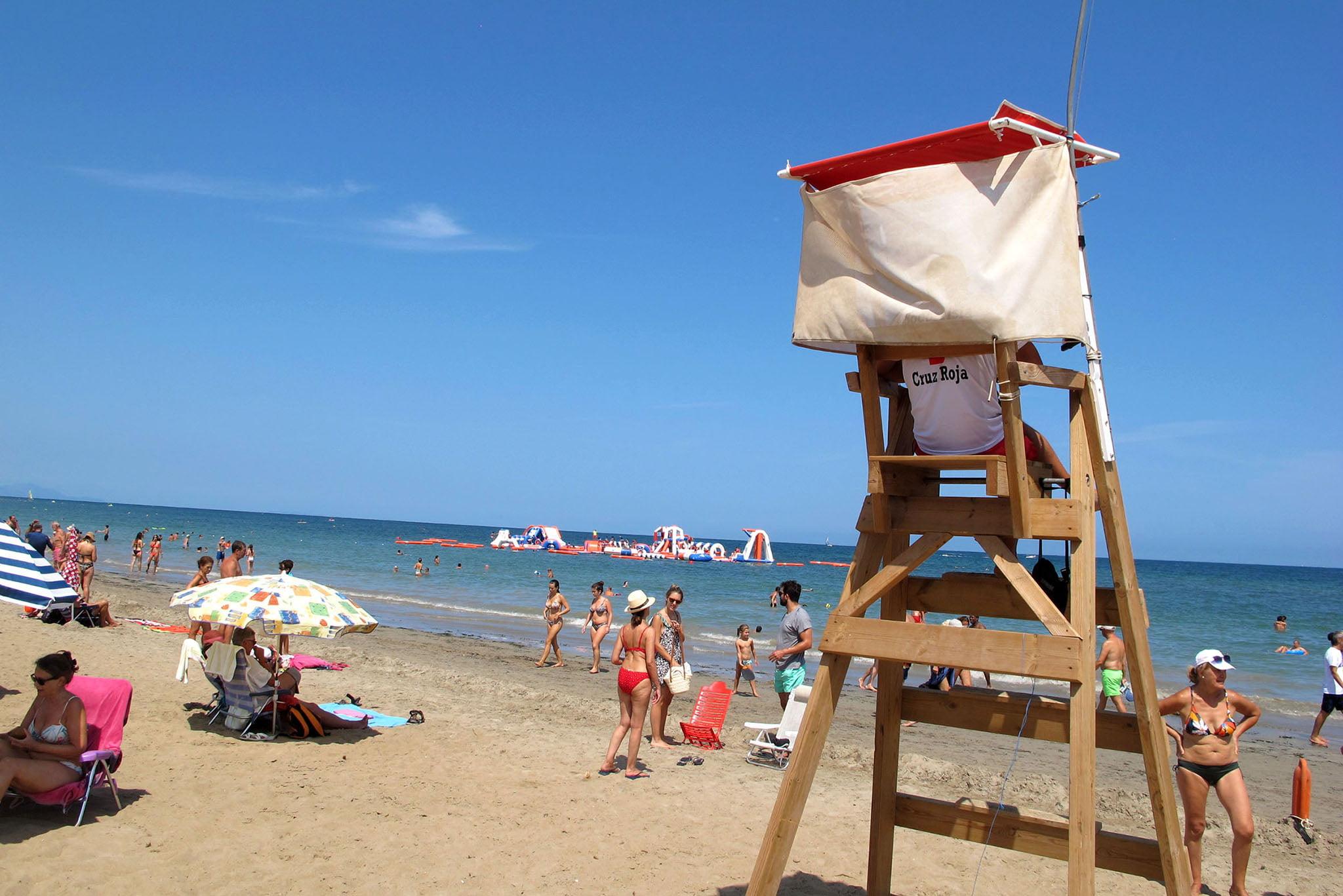 Playa Punta del Raset de Dénia 46