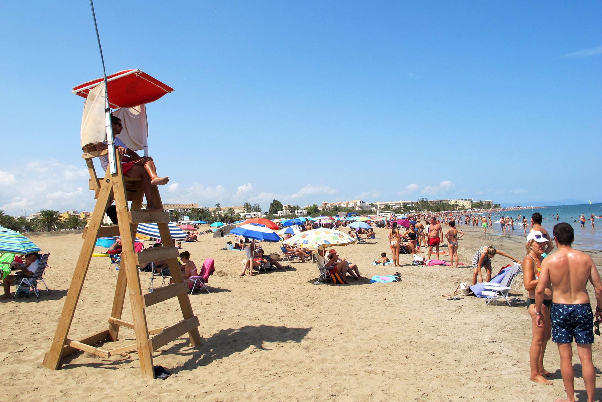 Playa Punta del Raset de Dénia 48