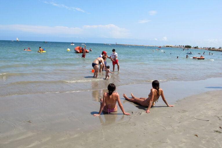 Playa Punta del Raset de Dénia 52