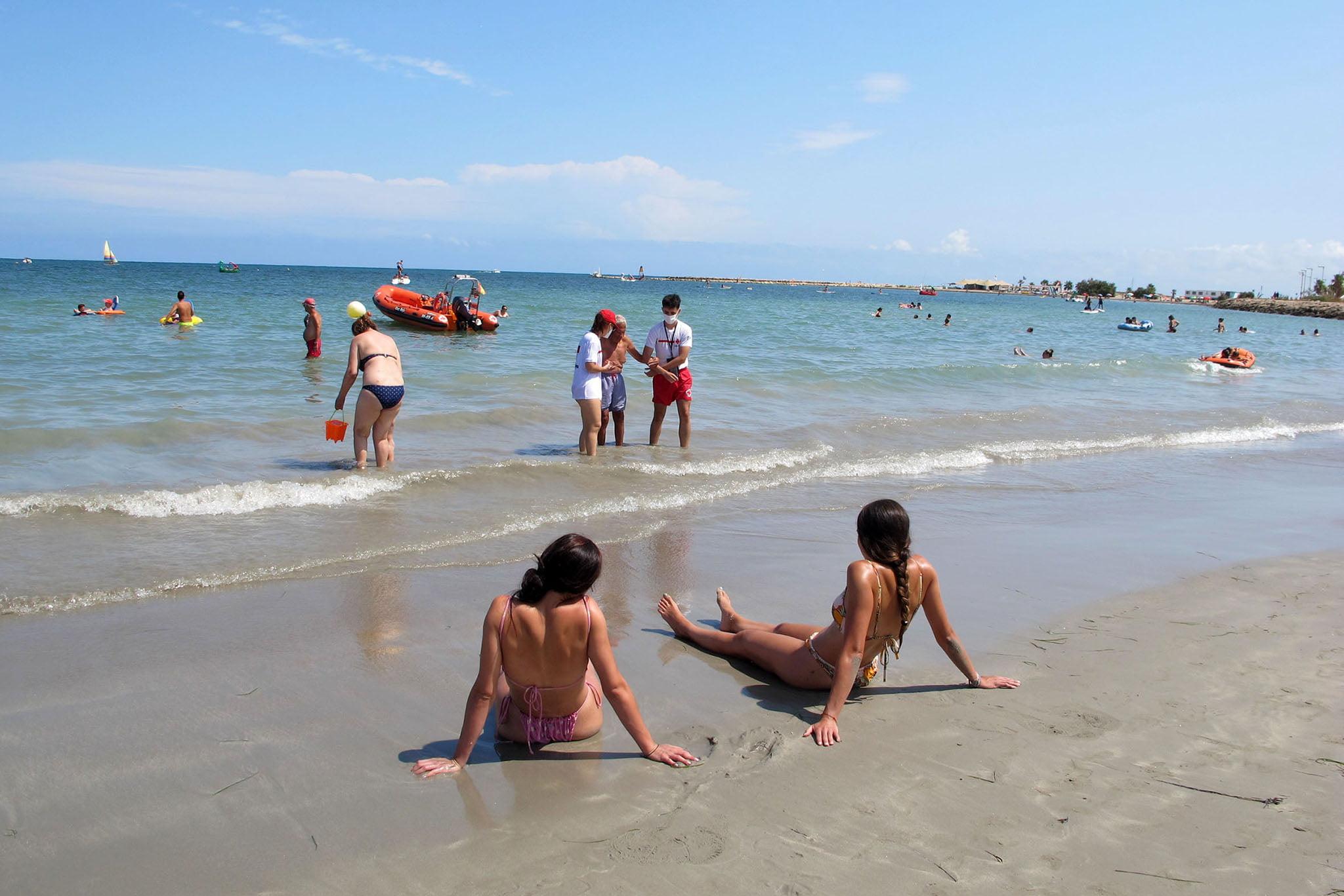 Playa Punta del Raset de Dénia 53