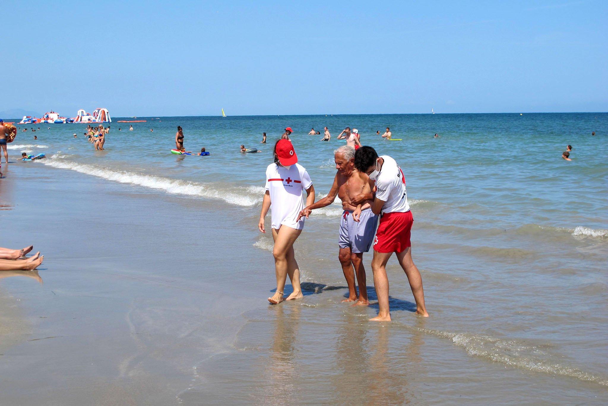 Playa Punta del Raset de Dénia 54