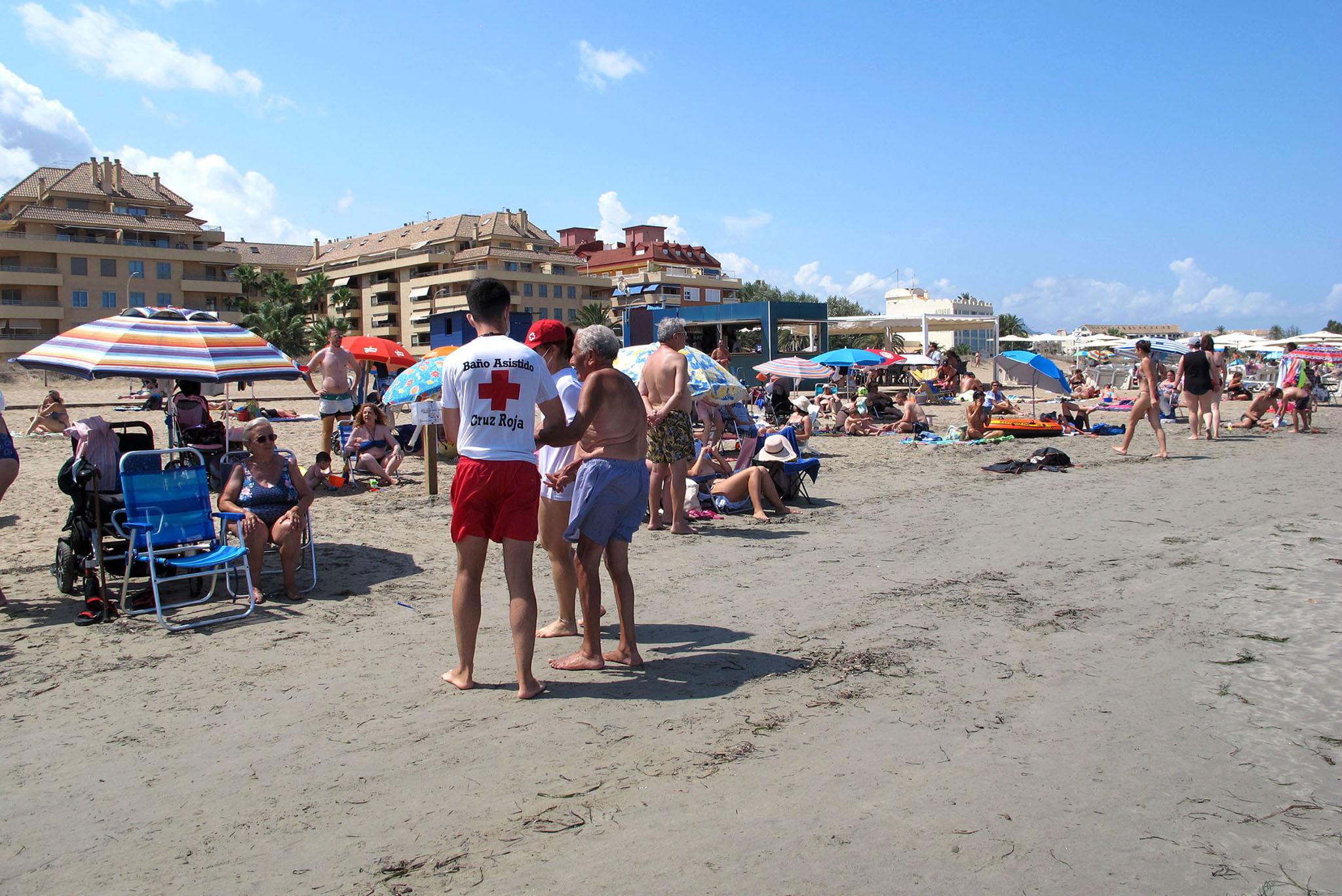 Playa Punta del Raset de Dénia 58
