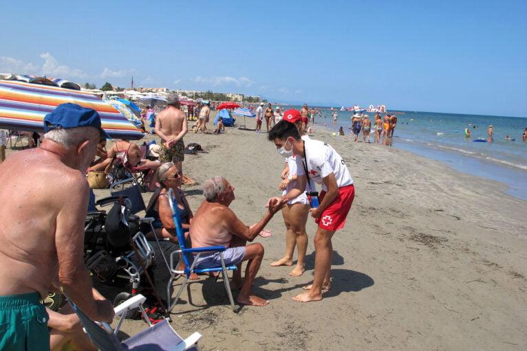 Playa Punta del Raset de Dénia 59