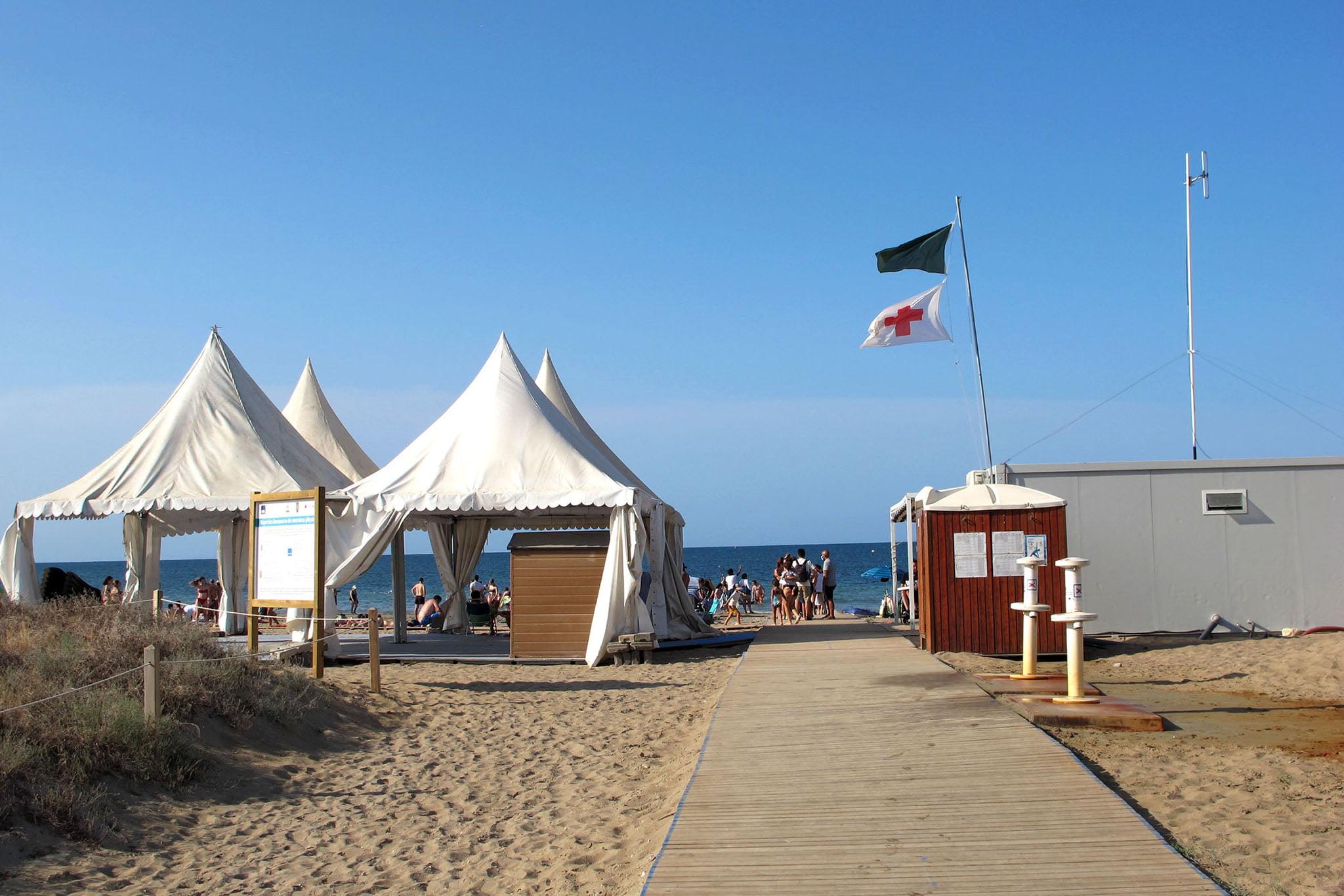 Playa Punta del Raset de Dénia 73
