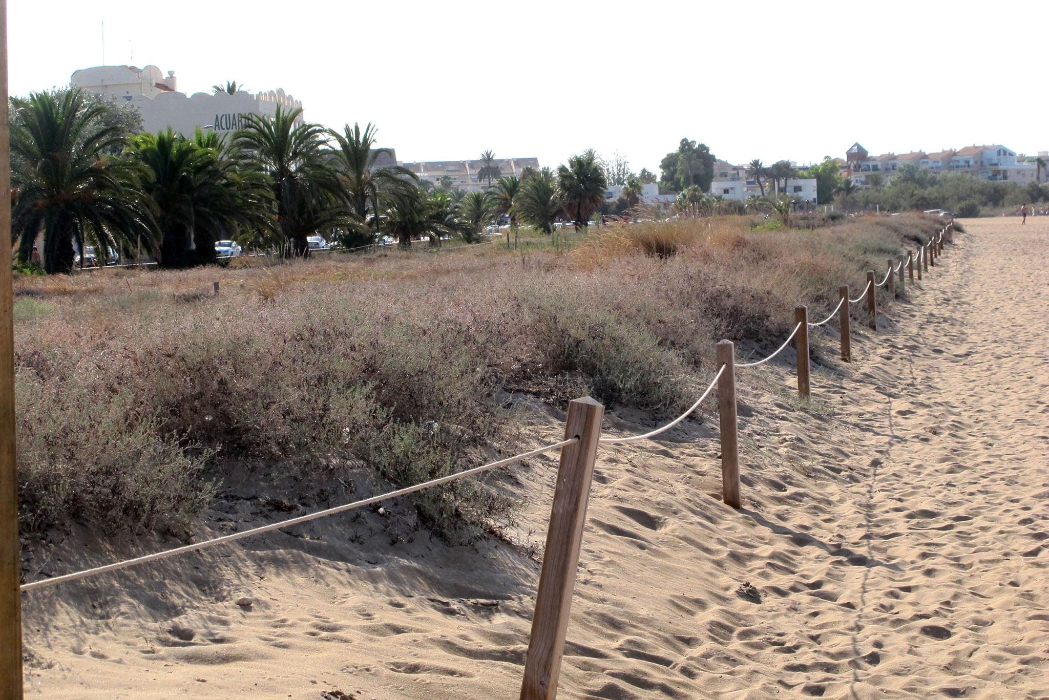 Playa Punta del Raset de Dénia 76