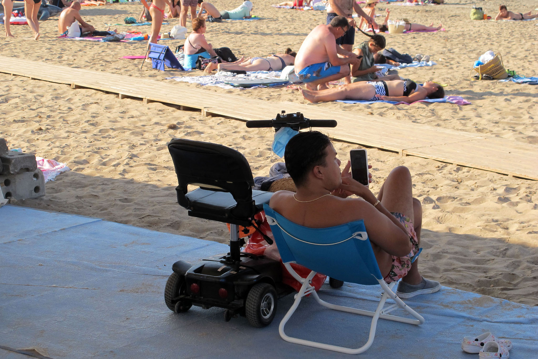 Playa Punta del Raset de Dénia 78