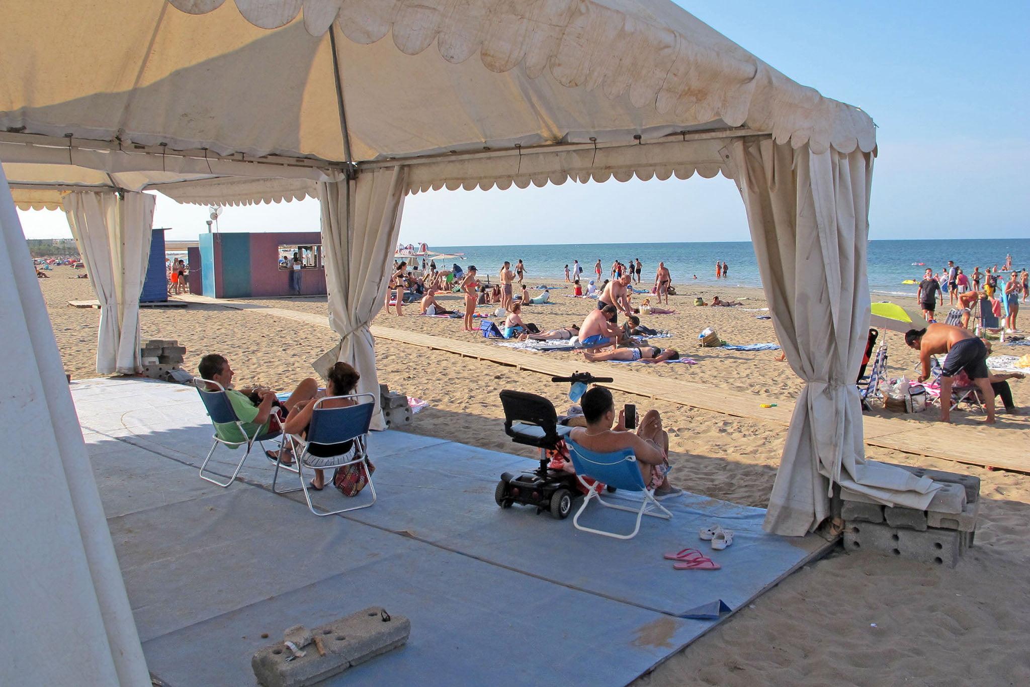 Playa Punta del Raset de Dénia 79