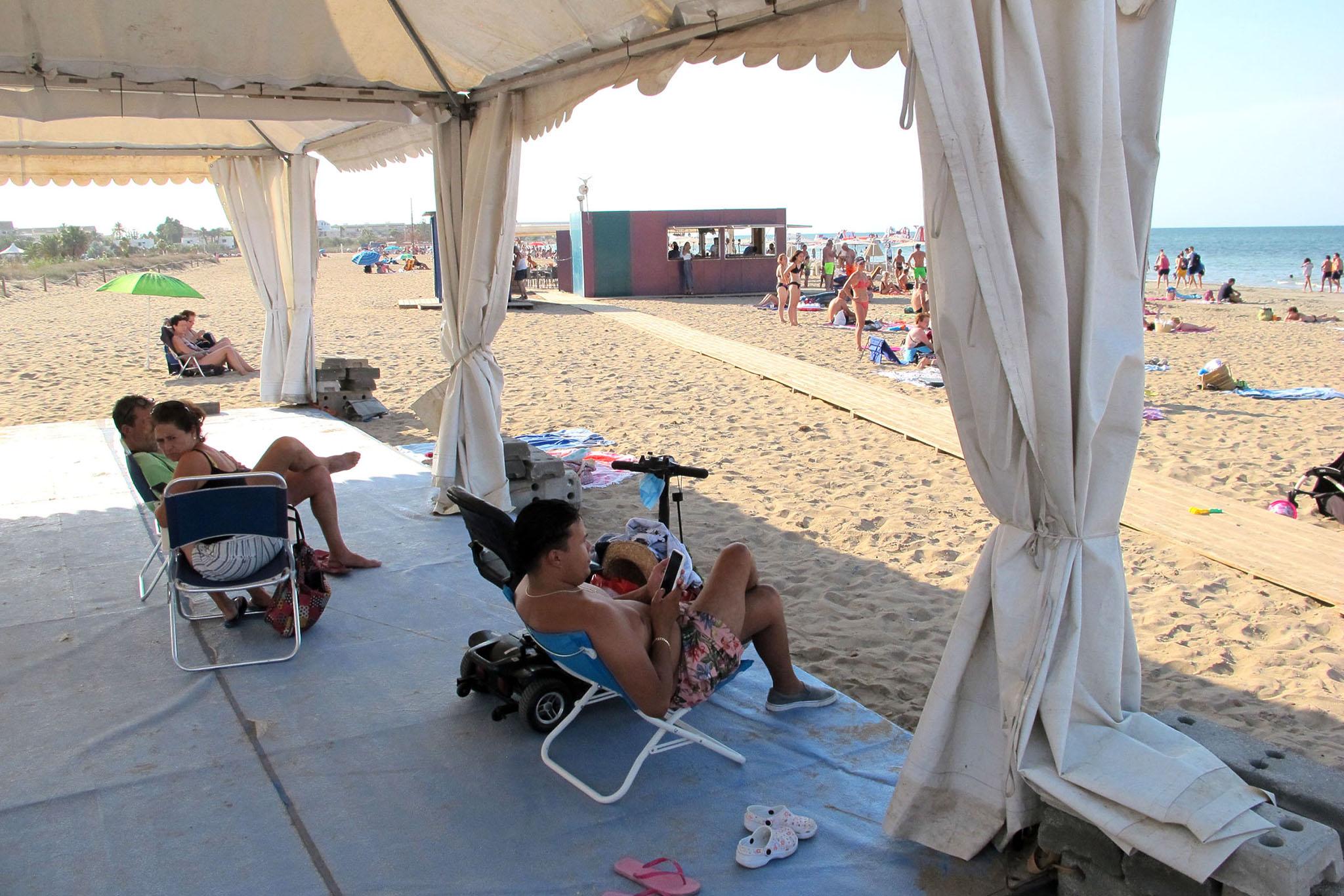 Playa Punta del Raset de Dénia 80