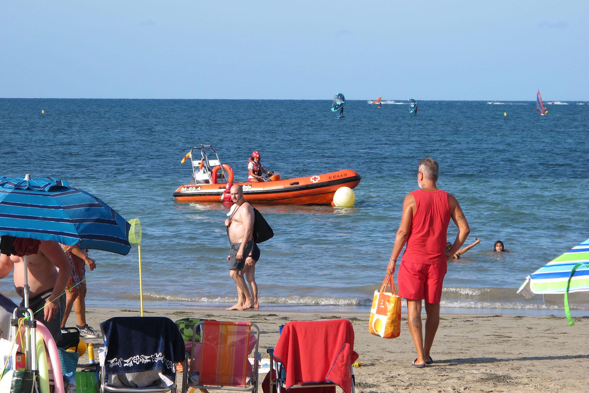 Playa Punta del Raset de Dénia 81