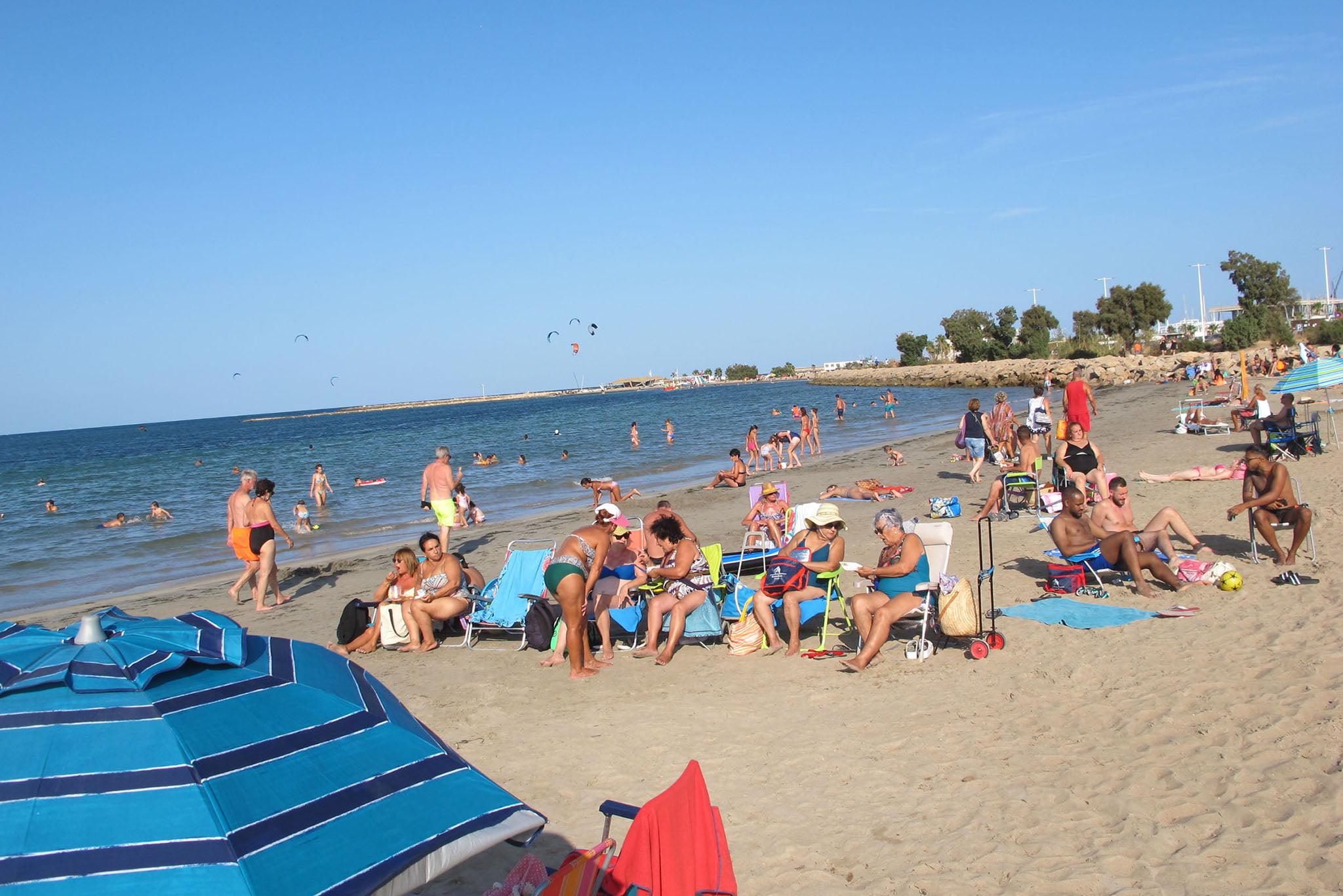 Playa Punta del Raset de Dénia 82