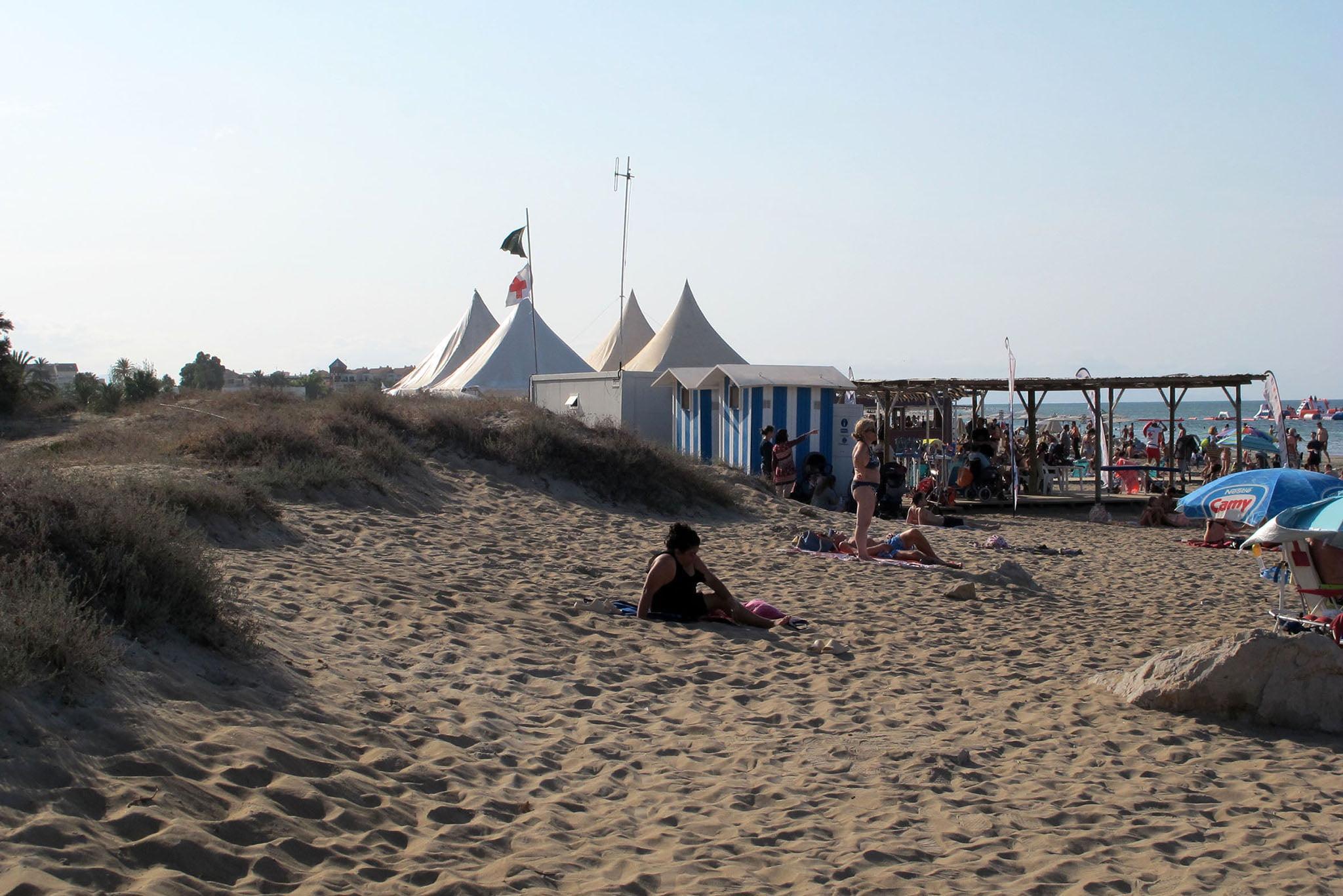 Playa Punta del Raset de Dénia 87