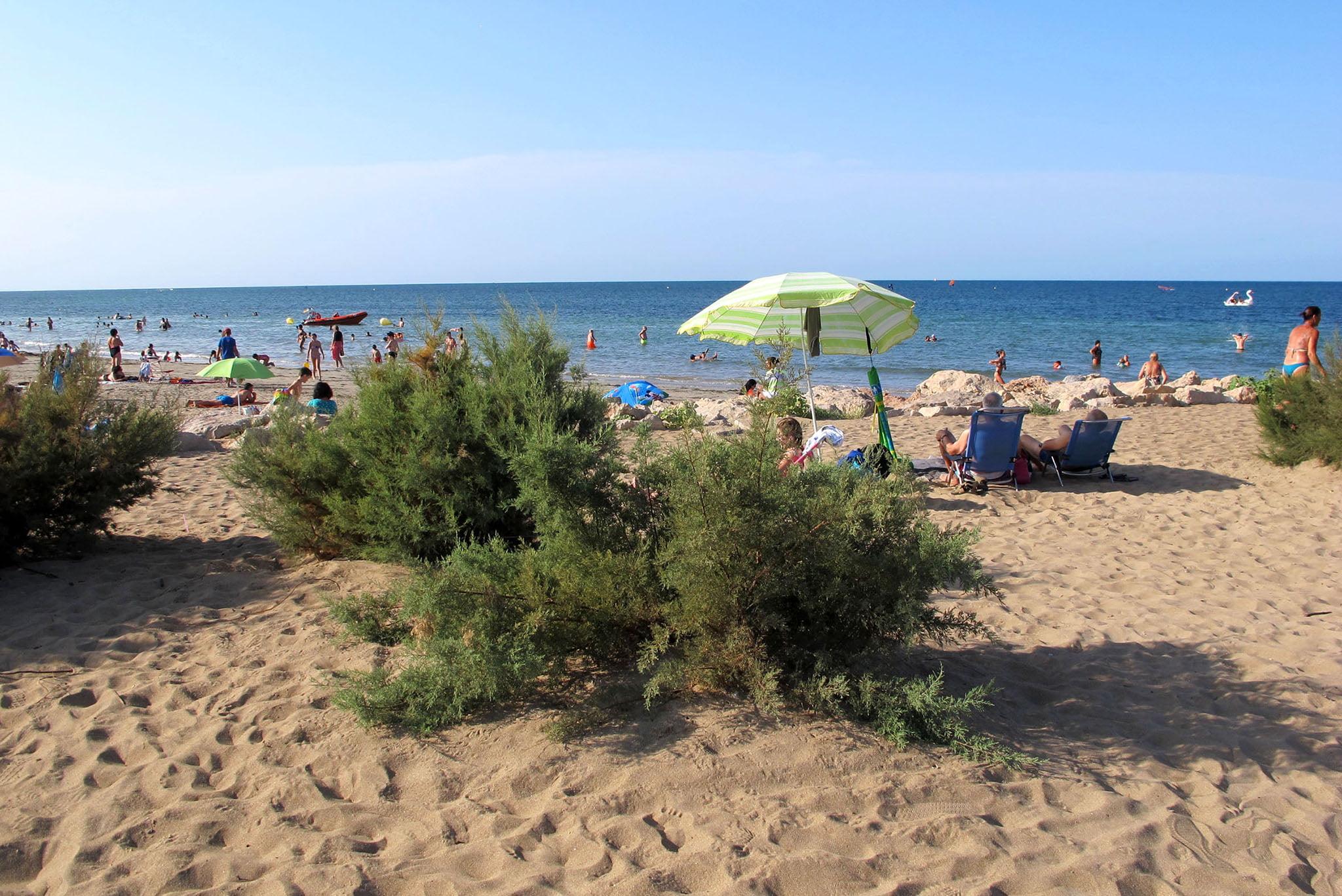 Playa Punta del Raset de Dénia 88