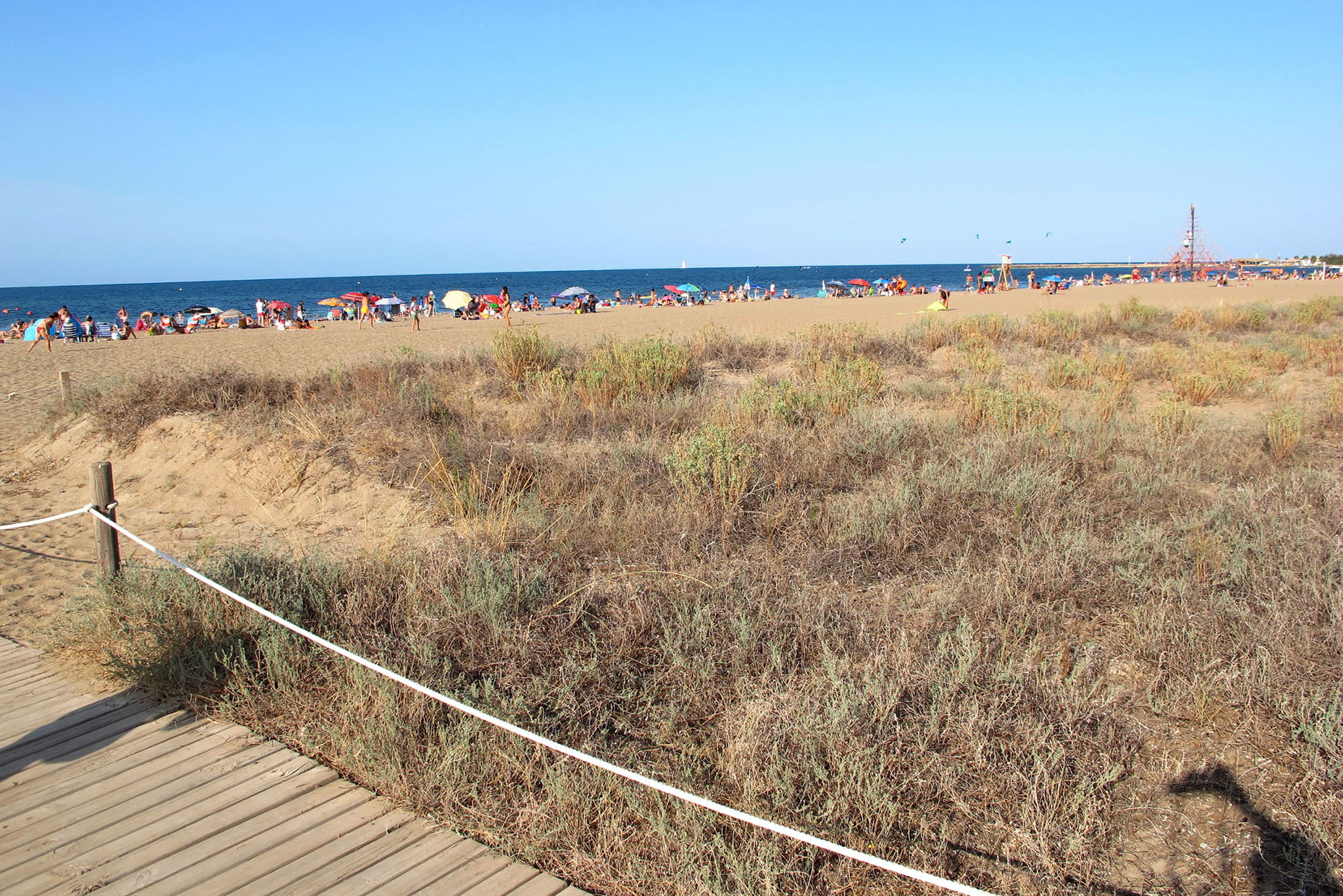 Playa Punta del Raset de Dénia 98
