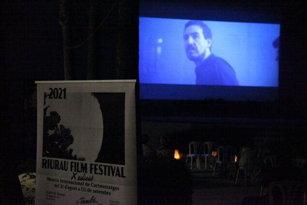 Imagen: Riurau Film Festival 2021 en La Xara
