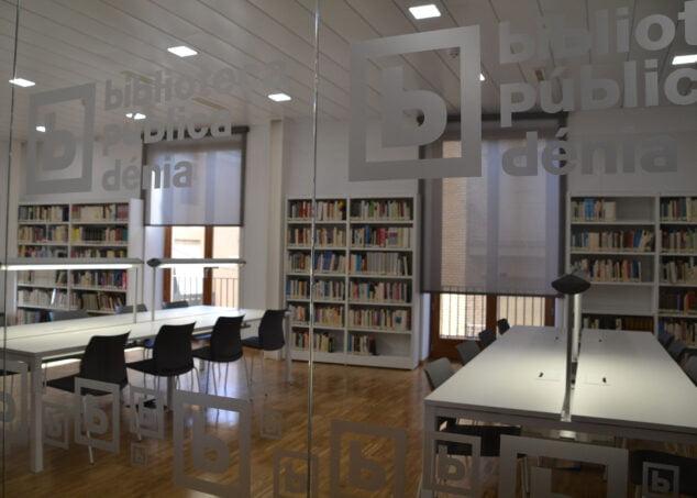 Imagen: Biblioteca de Dénia municipal