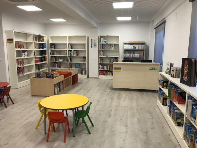 Imagen: Biblioteca Infantil de la Casa de la Cultura