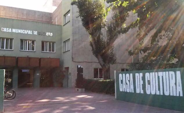 Imagen: Casa de la Cultura en Dénia