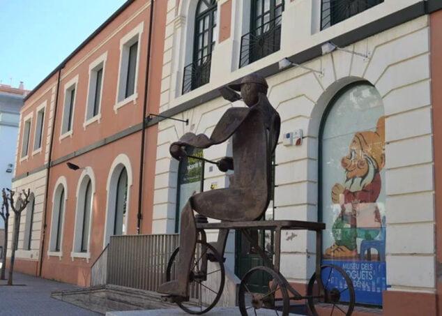 Imagen: Centre d'Art l'Estació, Dénia