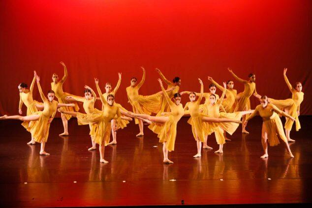 Imagen: Estudio de Danza Patricia Sentí en Denia
