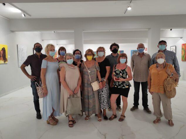 Imagen: Exposición de ADAMA en Dénia