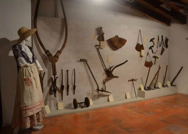Imagen: Exposición del Museo Etnológico en Dénia