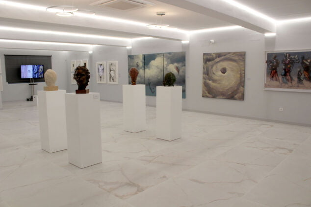 Imagen: Exposición en el Espai d'Art Joan Castejón