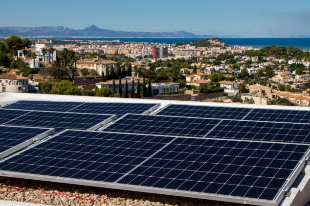 Imagen: Instalacion de placas solares en Denia – SUN & PROJECTS