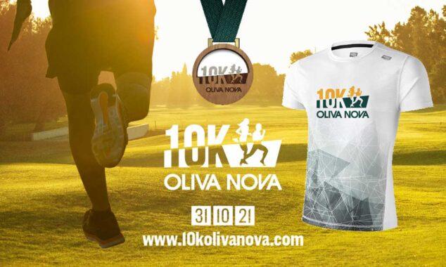 Imagen: La 10k Oliva Nova abre sus inscripciones