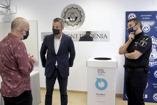 Imagen: Acuerdo de Insigna y el Ayuntamiento de Dénia