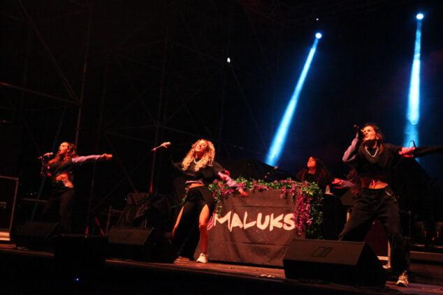Imagen: Concierto de Maluks en Dénia