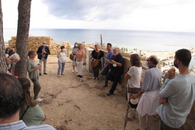 Imagen: Conferencia sobre la influencia de Jaume I en Dénia y alrededores