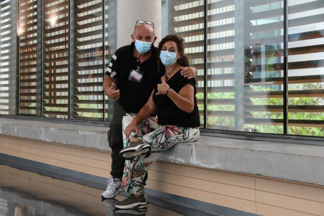 Imagen: Fotógrafos Exposición Visionarios Hospital de Dénia